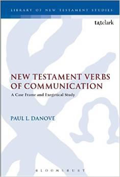 Verbs of Communication