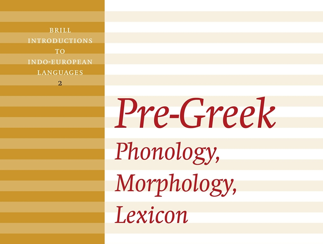 Pre-Greek - Featured