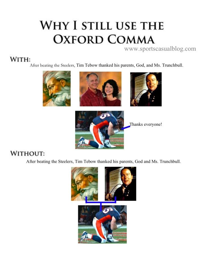 Oxford Comma Memes: Evidence Against the Oxford Comma? – Koine-Greek